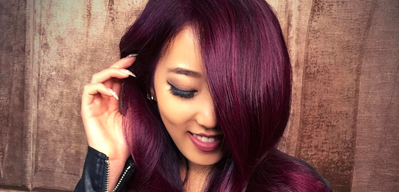 24 Shades of Burgundy Hair Color For Those Craving a Fun Makeover